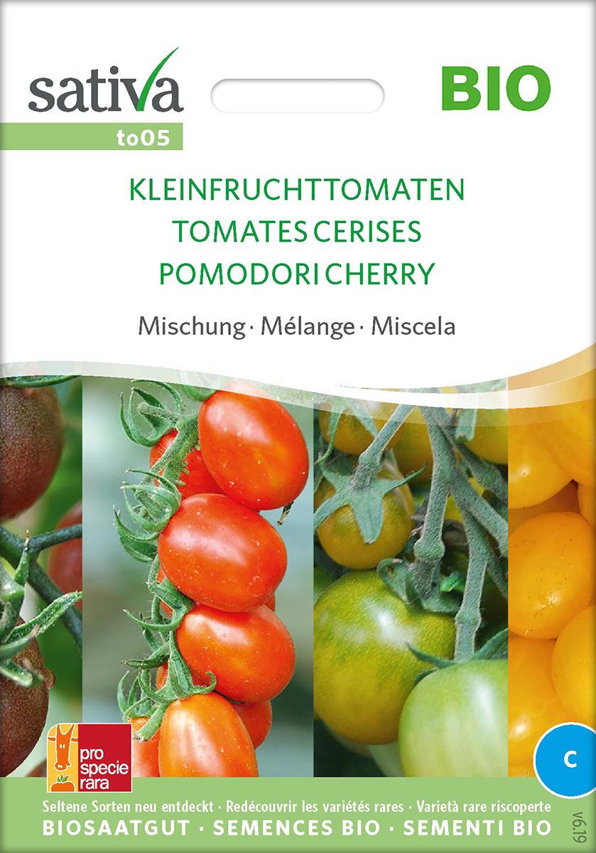 Tomatensaatgut Kleinfruchttomaten -S-