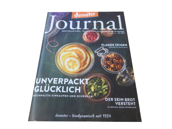 Demeter Journal 04 2019