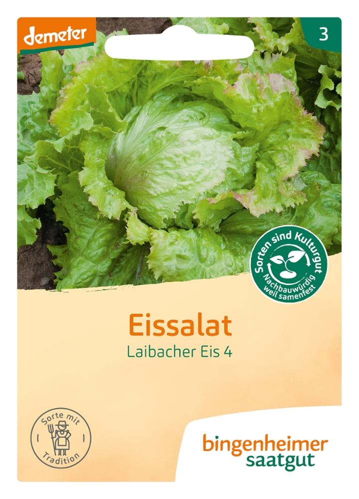 Saatgut Eissalat Laibacher Eis -B-