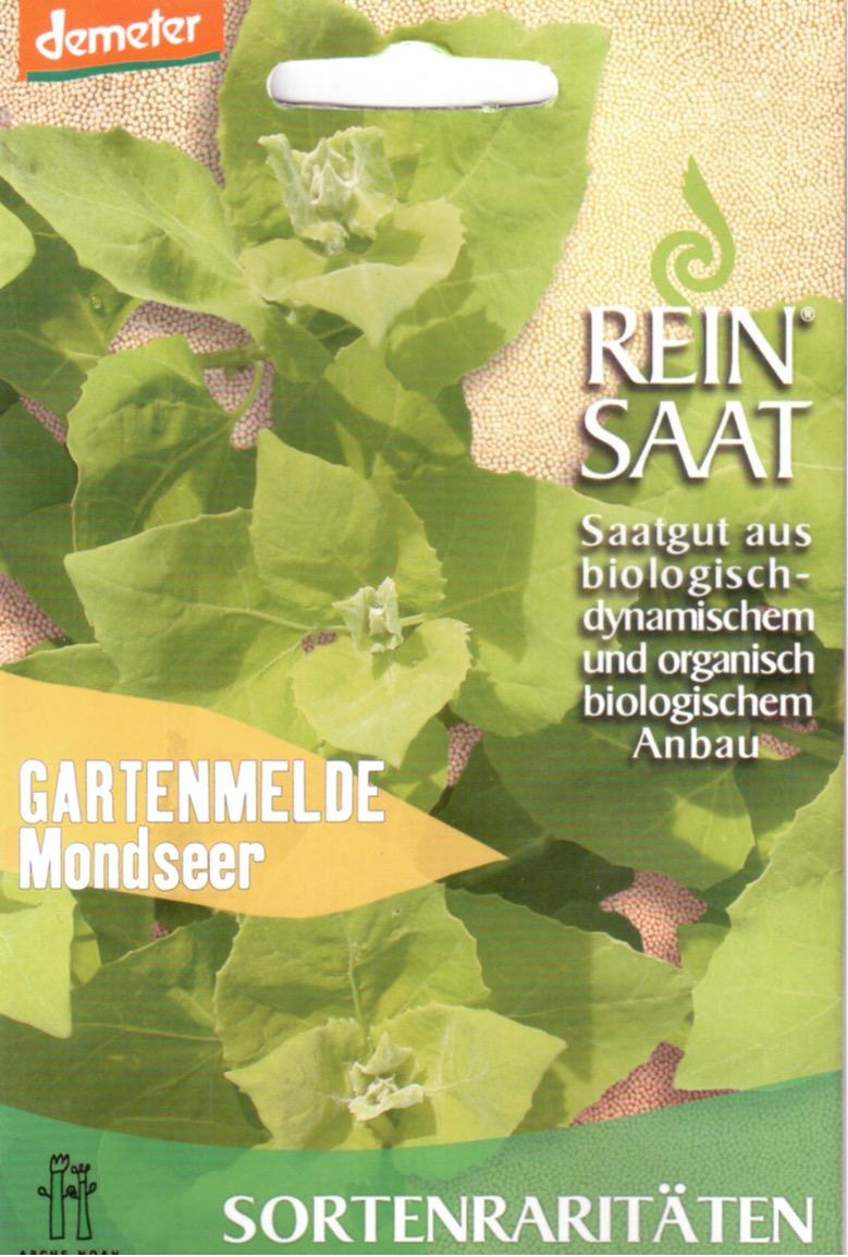 Saatgut Gartenmelde Mondseer -R-