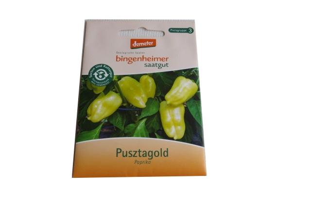 Paprika Pusztagold -B-