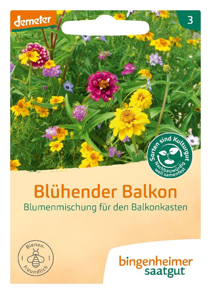 Saatgut Blühender Balkon -B-