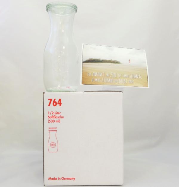 Saftflaschen, 530ml
