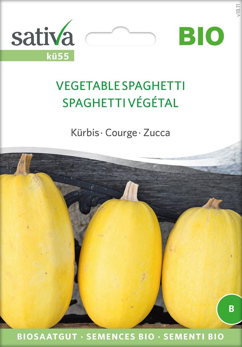 Saatgut Spaghetti-Kürbis -S-