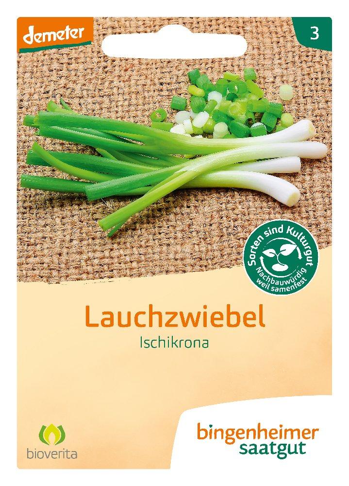 Saatgut Lauchzwiebel Ischikrona -B-