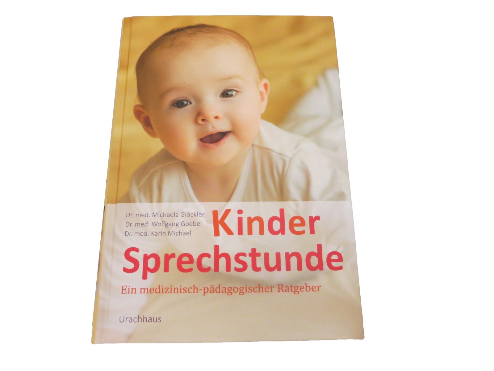 Buch Kindersprechstunde, 720 Seiten