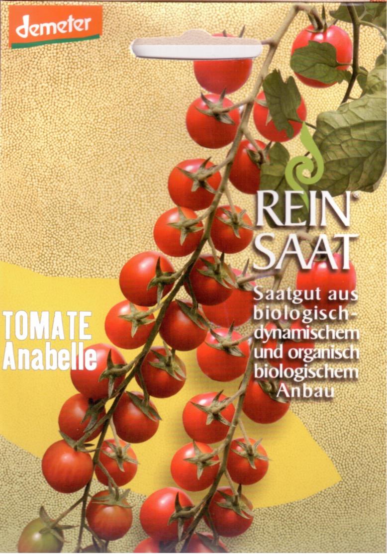 Tomatensaatgut Anabelle -R-