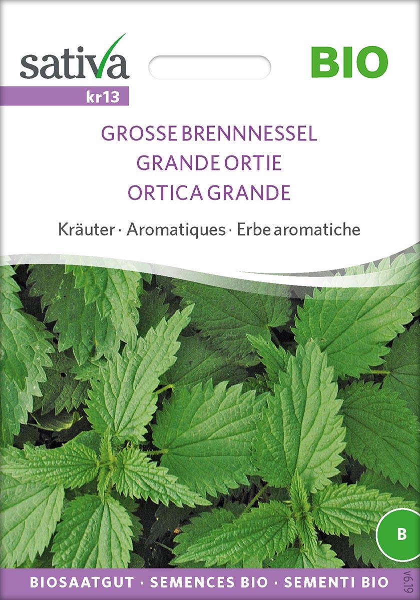 Saatgut Grosse Brennessel -S-
