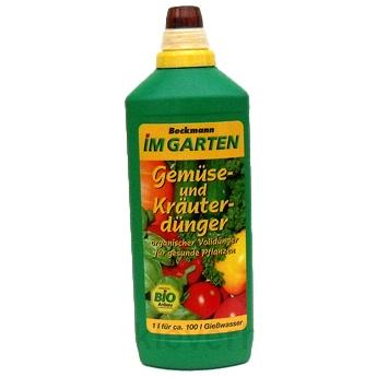 Tomatendünger flüssig gross