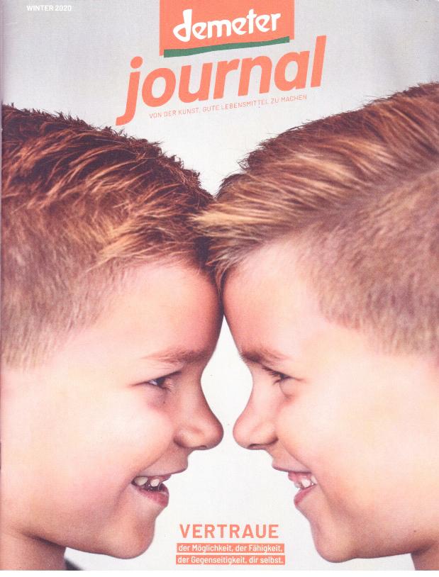 Demeter Journal Winter 2020