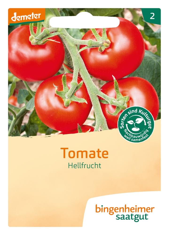 Tomatensaatgut Hellfrucht